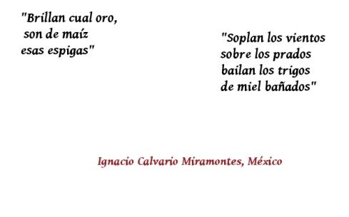 Ignacio Calvario, México