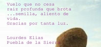 Lourdes Elias, Puebla de la Sierra.